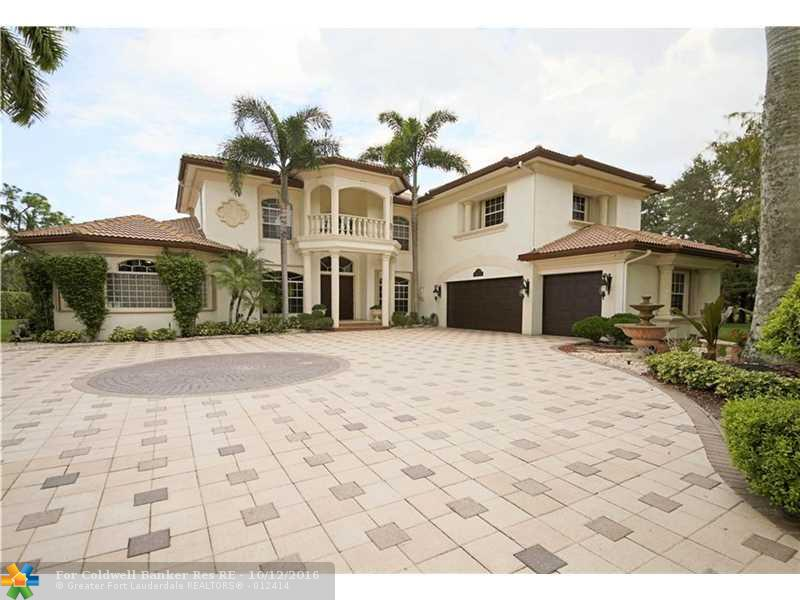 Mansion Collection 5205 Whisper Dr Coral Springs