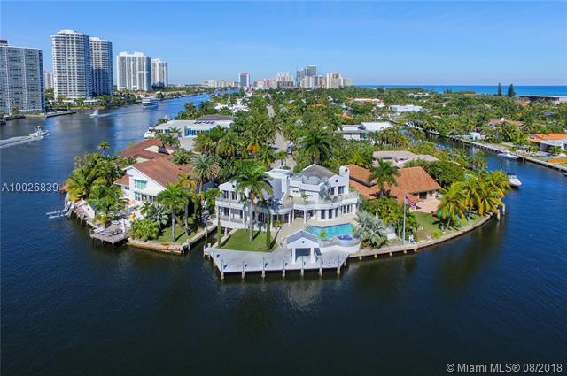 Golden Beach Mansion