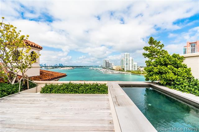 Fisher Island Mansion